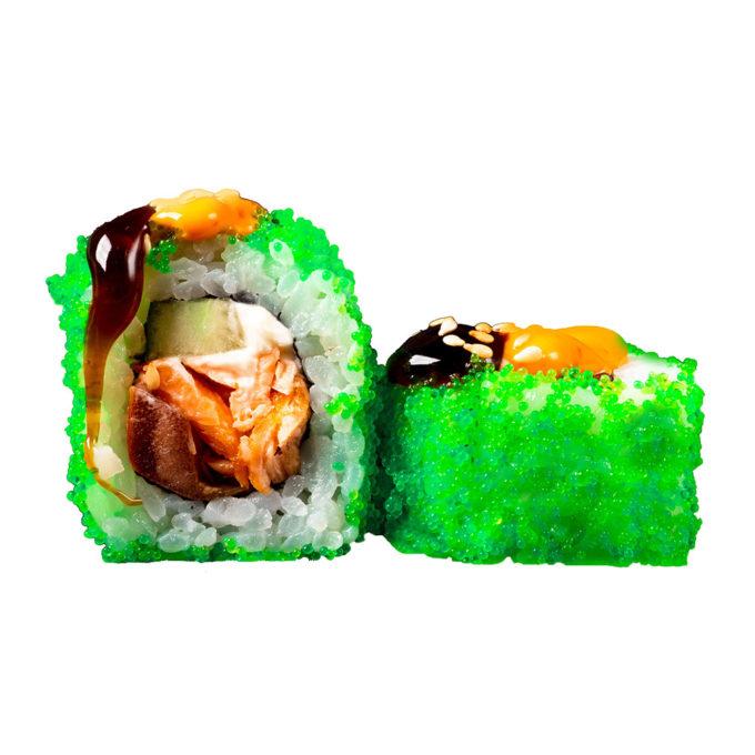 Green Salmon 8 vnt.