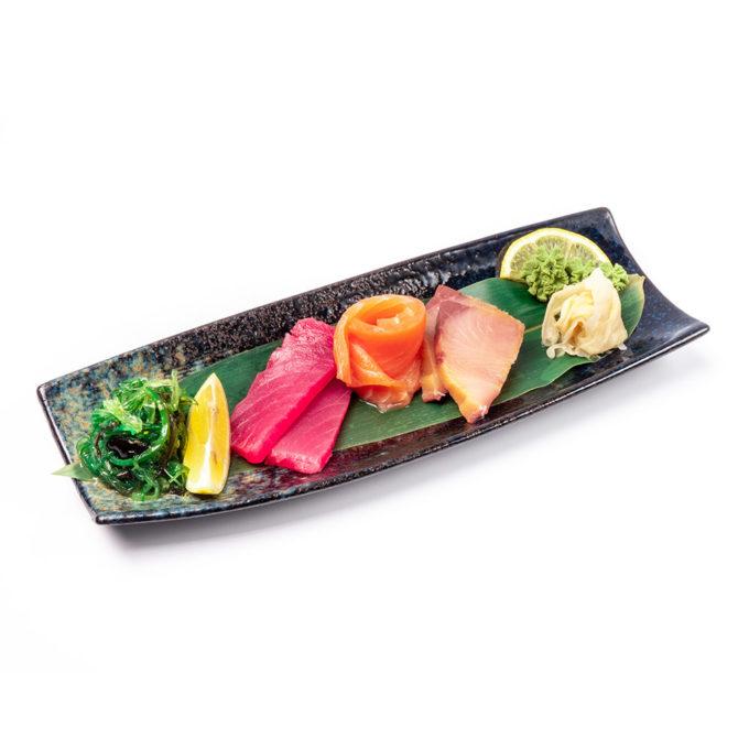 Sake Sashimi